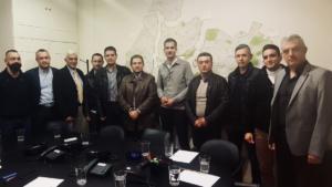 Συναντήσεις Μπακογιάννη για την ασφάλεια στην Αθήνα