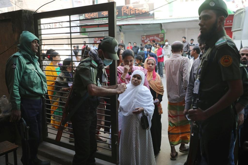 Μπανγκλαντές