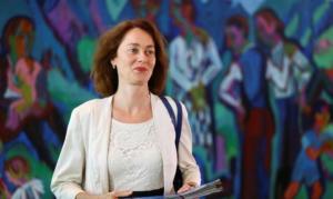 Γερμανία: Η Καταρίνα Μπάρλεϊ θα είναι η επικεφαλής του ευρωψηφοδελτίου του SPD