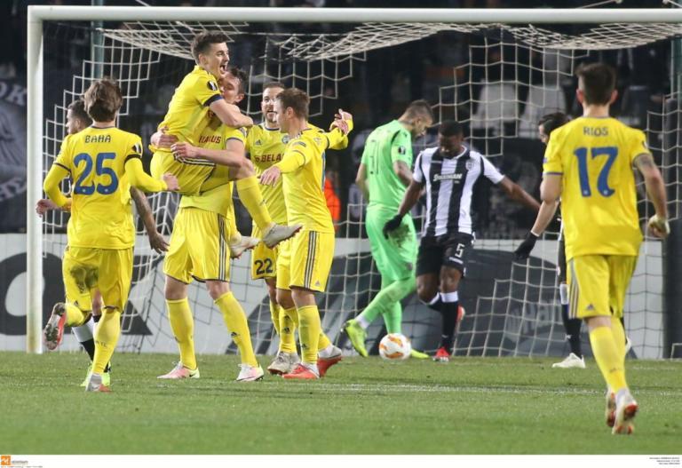 ΠΑΟΚ – ΜΠΑΤΕ Μπορίσοφ: Αποκλεισμός με… ταπείνωση! Γιούχαραν τους παίκτες στην Τούμπα [pics] | Newsit.gr
