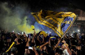 Copa Libertadores: Έστειλαν πίσω τον αρχηγό των Ultras της Μπόκα!