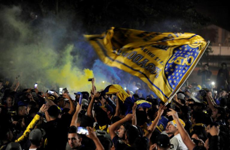 Copa Libertadores: Έστειλαν πίσω τον αρχηγό των Ultras της Μπόκα! | Newsit.gr
