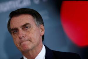 Στην Ιερουσαλήμ θα μεταφέρει την πρεσβεία της Βραζιλίας ο Μπολσονάρο