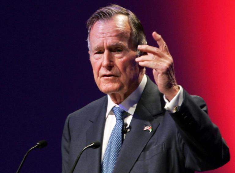 Πέθανε ο Τζορτζ Μπους | Newsit.gr