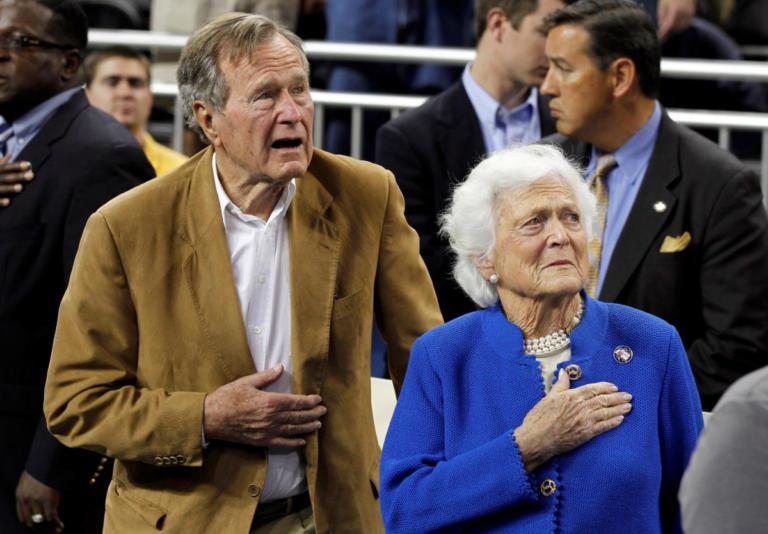 Το ρεκόρ του Τζορτζ Μπους