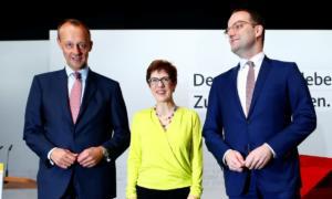 Οι υποψήφιοι διάδοχοι της Μέρκελ απαντούν για την πρόταση εξόδου της Ελλάδας από την Ευρωζώνη