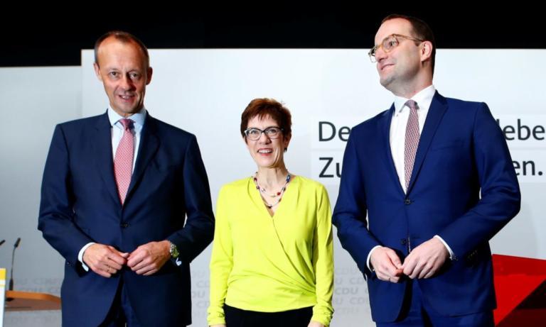 Οι υποψήφιοι διάδοχοι της Μέρκελ απαντούν για την πρόταση εξόδου της Ελλάδας από την Ευρωζώνη | Newsit.gr