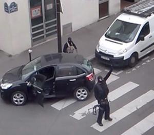 Charlie Hebdo: Στη Γαλλία ο τζιχαντιστής Πίτερ Σερίφ