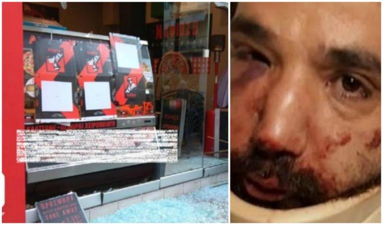 Θεσσαλονίκη: Η απάντηση του εργοδότη για τον ξυλοδαρμό του ντελιβερά – Η επίθεση στην πιτσαρία του – video   Newsit.gr