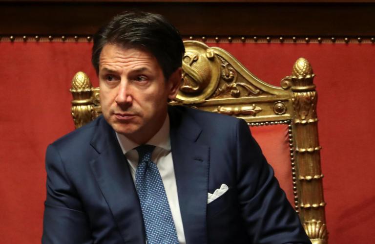 Μήνυμα Κόντε σε Σαλβίνι: Δεν φεύγω από πρωθυπουργός μετά τις ευρωεκλογές | Newsit.gr