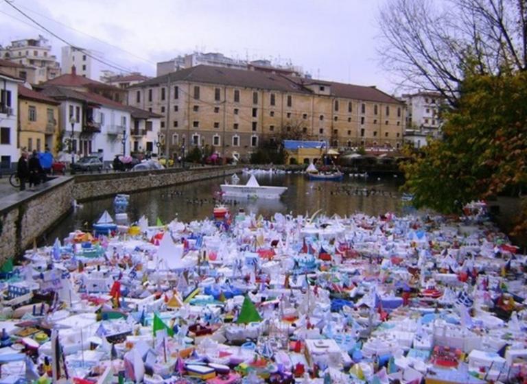 Δράμα: Τα καραβάκια των ευχών για την Αγία Βαρβάρα – Ο θρύλος πίσω από τις εικόνες! | Newsit.gr