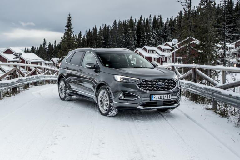 Τις 259.000 πωλήσεις έφτασαν τα Ford SUV στην Ευρώπη | Newsit.gr