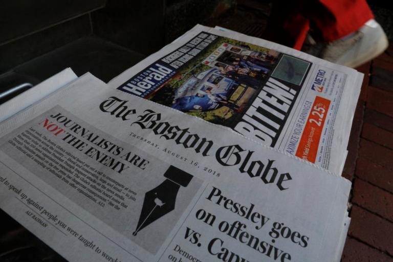 ΗΠΑ: Μόλις το 7% ενημερώνεται ακόμα από εφημερίδες | Newsit.gr