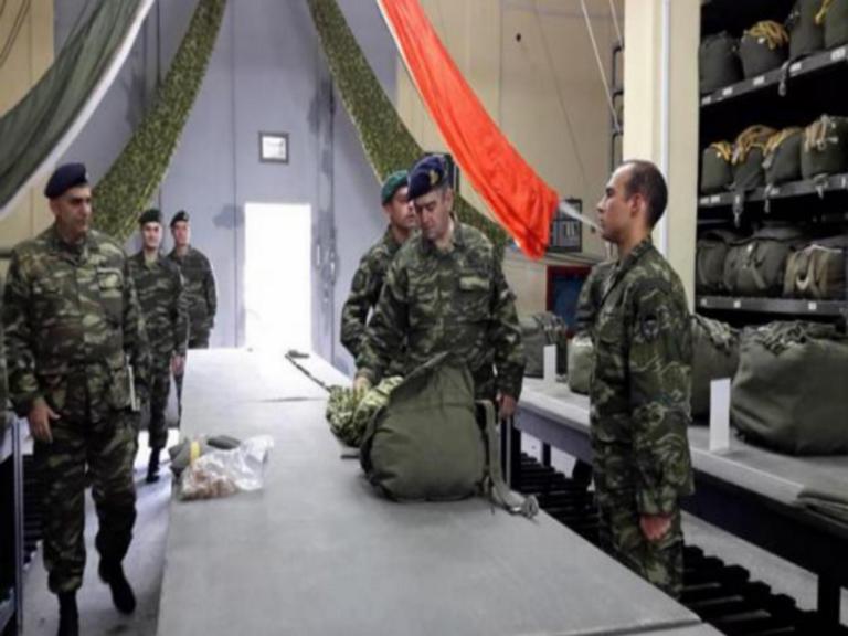 Έκανε «έφοδο» ο Γενικός Επιθεωρητής Στρατού σε κρίσιμες Μονάδες των ΕΔ! [pics]