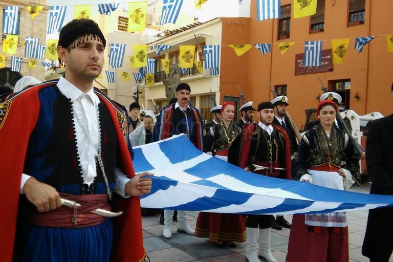 Κρήτη: 105 χρόνια από την ένωσή της με την Ελλάδα – Οι λαμπρές εκδηλώσεις στα Χανιά [pics]