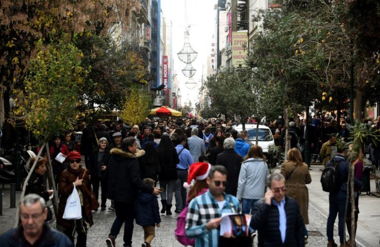 79a7bd3b3fa Εορταστικό ωράριο σήμερα 28/12: Τι ώρα κλείνουν τα μαγαζιά - Ειδήσεις
