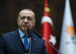 Εορταστική… πρόκληση Ερντογάν: Προστατεύουμε τα δικαιώματα μας σε Αιγαίο και Κύπρο