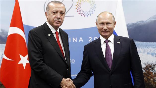 Εδραιώνεται η στενή συμμαχία Ερντογάν – Πούτιν!