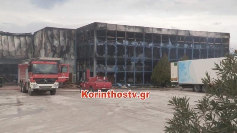 Κόρινθος: Μετά τη φωτιά ήρθε η αποκάλυψη! video, pics | Newsit.gr