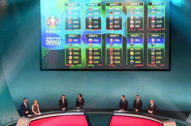 Euro 2020: Το πρόγραμμα της Ελλάδας στα προκριματικά! | Newsit.gr