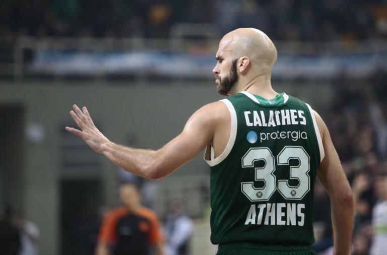 Euroleague: Έλληνας «μάγος»! Ο Νικ Καλάθης «ζωγράφισε» στο Top 10 – video | Newsit.gr