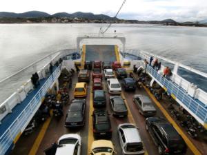 Συγκρούστηκαν πλοία στο Πέραμα!