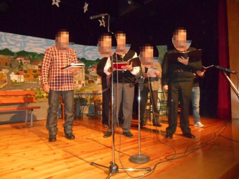 """Από την φυλακή… στο θεατρικό σανίδι – Έκανε """"θραύση"""" η παράσταση κρατουμένων στην Χαλκίδα   Newsit.gr"""