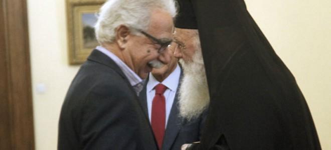 Γαβρόγλου: Νέες επαφές με κληρικούς Ελλάδος και Κρήτης – Κλείνει τον κύκλο του διαλόγου   Newsit.gr
