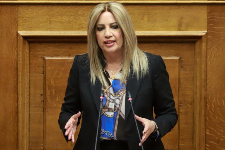 Γεννηματά: Είμαστε ο μόνος δρόμος για την πολιτική ανατροπή | Newsit.gr