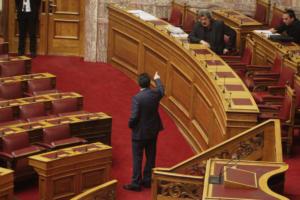 Πολάκης σε Γεωργιάδη: «Όχι βρε ακροδεξιό γκουπούσκουλο, αν σε πυροβολήσουν, εγώ θα φταίω»