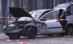 Γερμανία: Μία νεκρή από το «ντου» αυτοκινήτου σε στάση λεωφορείου στο Ρεκλινγκχάουζεν