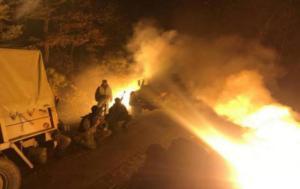 """""""Φωτιά"""" οι Έλληνες κομάντο σε άσκηση υπό το """"άγρυπνο"""" βλέμμα του Α/ΓΕΣ!"""