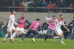 Europa League, Ολυμπιακός – Μίλαν 3-1 ΤΕΛΙΚΟ: Θρυλική πρόκριση στο «Καραϊσκάκης»!
