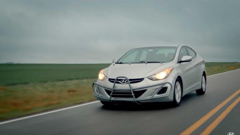 Έκανε 1.600.000 km με ένα Hyundai Elantra και της έκαναν δώρο ένα καινούργιο για να συνεχίσει! | Newsit.gr