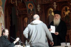 Εκκλησία: Δώρισε 150.000 ευρώ σε 300 οικογένειες πυροπαθών