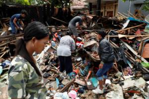 Τσουνάμι Ινδονησία: 426 οι νεκροί λόγω… διπλοεγγραφών