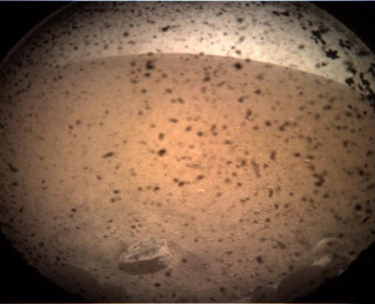 Δέος! Η NASA κατέγραψε τον ήχο του ανέμου στον Άρη! video | Newsit.gr