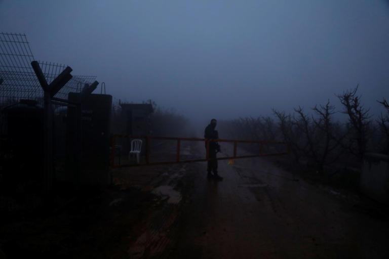 Ισραήλ: Ο στρατός καταστρέφει σήραγγες στα σύνορα με τον Λίβανο | Newsit.gr