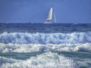 Ιστιοφόρο με μετανάστες προσάραξε στην Κυπαρισσία