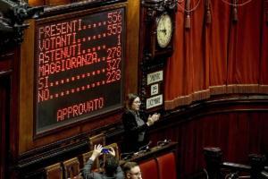 Ιταλία: Εγκρίθηκε ο προϋπολογισμός – Ψήφος εμπιστοσύνης στην κυβέρνηση