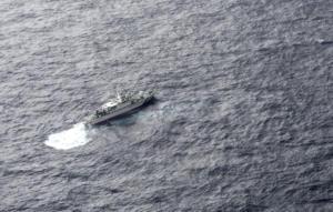 Σύγκρουση αεροπλάνων στον αέρα – Αγνοούνται πέντε Αμερικανοί  πεζοναύτες!