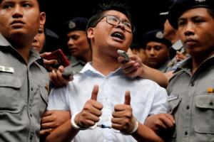 Σοκάρουν τα στοιχεία: 251 δημοσιογράφοι βρίσκονται στη φυλακή λόγω επαγγέλματος