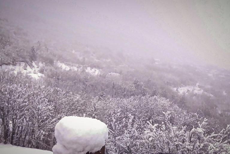 """Καιρός: Τετάρτη… πολικού ψύχους – """"Ελεύθερη πτώση"""" της θερμοκρασίας – Που θα πιάσει μέχρι και -10   Newsit.gr"""