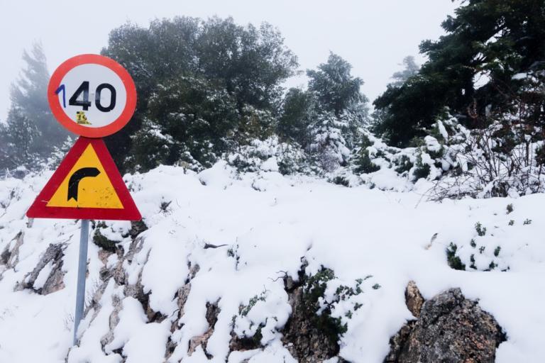 """Αγριεύει ο καιρός: Χιόνια και """"φλερτ"""" του υδράργυρου με το μηδέν!   Newsit.gr"""