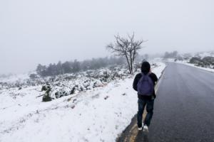 Καιρός – Πρωτοχρονιά: Χιόνια, κρύο και βροχές την Παραμονή!