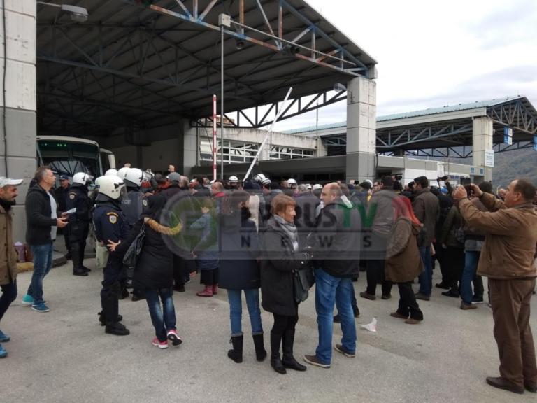 Κωνσταντίνος Κατσίφας: Ένταση στην Κακαβιά – Δεν άφησαν Έλληνες να περάσουν | Newsit.gr