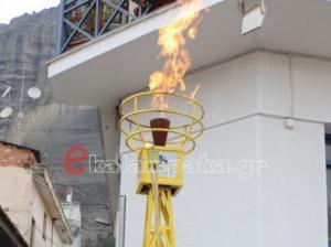 Καλαμπάκα: Το φυσικό αέριο έφτασε στην πόλη – Οι εικόνες που σηματοδοτούν το πέρασμα στη νέα εποχή [pics]