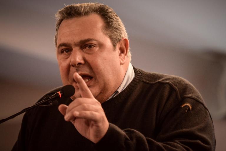 Καμμένος σε νεολαία ΑΝΕΛ: Αν έρθει η συμφωνία των Πρεσπών στη Βουλή αποχωρούμε από την κυβέρνηση! | Newsit.gr