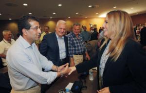 Δημήτρης Καρύδης: Δεν θα είναι υποψήφιος κι εξηγεί το γιατί