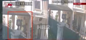 Μετέφεραν σε βαλίτσες τα λείψανα του Κασόγκι; – Βίντεο ντοκουμέντο